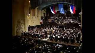 Rafael Kubelík & Česká filharmonie - Opening Concert of 1990 Prague Spring Festival