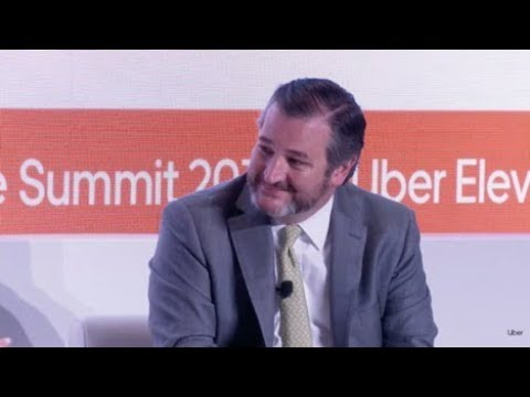 Sen. Cruz's Remarks on the Future of Transportation at Uber Elevate 2019