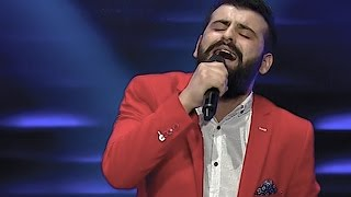 Yasin Aydın 'Allahım Al Bu Canı' Yarı Final - Rising Star Türkiye 19 Eylül 2016