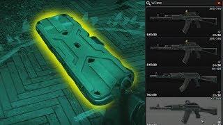 Rashala and Glukhar Solo WIpe Weapon Case Raids