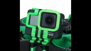 IFlight Green Hornet FPV Racing Drone 3D Printed TPU Camera Mount for Gopro Hero 5 / 6 / 7