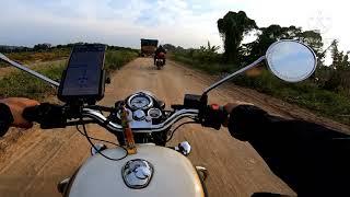 Ride from Hyderabad to Gandikota via Mahanandi, Ahobilam, Belum caves
