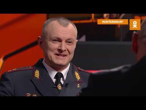 Интервью министра МВД РБ Игоря Шуневича на ОНТ 27-12-2018