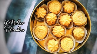 EASY PEASY BUTTER COOKIES / SCRUMPTIOUS COOKIES RECIPE /MAGIC OUT OF HANDS