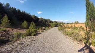 preview picture of video '03/08/2014 Descenso familiar Barracas-Caudiel'