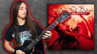 Children Of Bodom - Needled 24/7 Solo Cover (Garrett Peters)