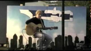Yellow Dancer/Michael bradley- We Will Win (Unplugged)