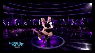 """Hanna Żudziewicz I Jacek Jeschke W """"World Of Dance Polska"""""""
