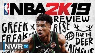 NBA 2K19 (Nintendo Switch) Review