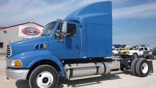 2007 Sterling L7501 Sleeper Truck
