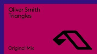 Oliver Smith - Triangles