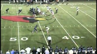 ANTHONY ABEID YOUNGSTOWN CHRISTIAN FOOTBALL