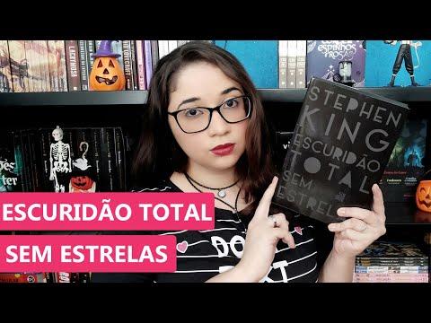 Os 4 contos de ESCURIDÃO TOTAL SEM ESTRELAS sem spoilers - Stephen King ?? | Biblioteca da Rô