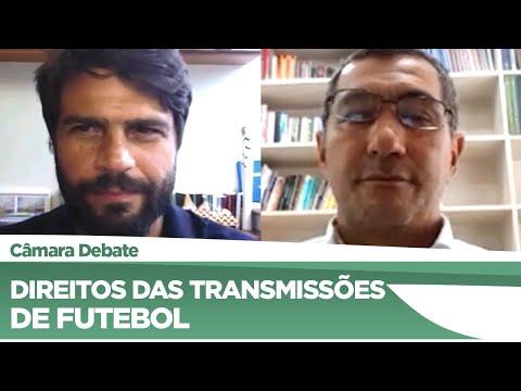 Deputados comentam MP sobre direitos das transmissões de futebol - 29/06/20