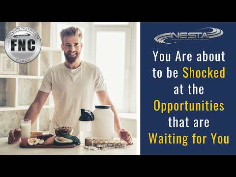 How to Start a Successful Career as a Certified Fitness Nutrition ...