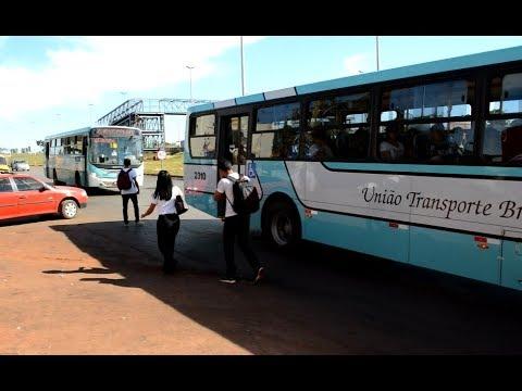 Protestos e Reclamações no Transporte Público em Águas Lindas