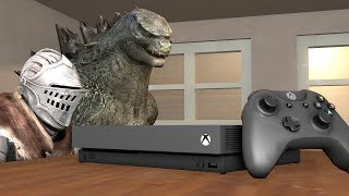 Xbox One X - Ultimate Gaming Experience [SFM]