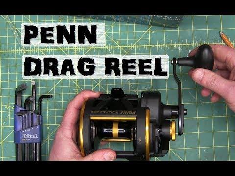 BOLTR: PENN FISHING REEL | SQUALL DRAG REEL