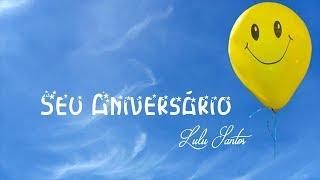 FLOR DA NOITE...Seu Aniversário   Lulu Santos