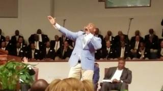 Anthony Faulkner Fort Bend Church, Houston, Texas July 26 2017