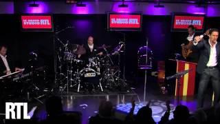 Dany Brillant - Quand je vois tes yeux en live dans le Grand Studio RTL - RTL - RTL