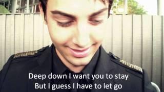 Darin - I'll be alright + Lyrics