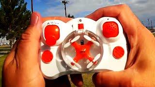 Floureon FX 10 Pocket Drone Review