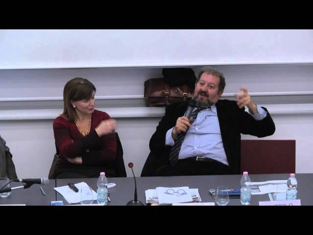 Telematizzazione e Dogana – Bocconi – Giuseppe Peleggi