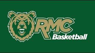 Men's Basketball: Rocky Mountain College vs. Carroll College