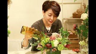 [Flower Lesson] # Ji Fleur 플라워레슨18. 화병을 이용한 꽃꽂이 ,걱정말아요, 그대