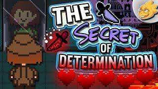 The Secret of Determination Finally REVEALED! Undertale Theory | UNDERLAB