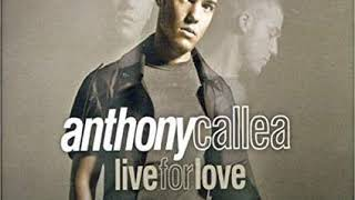Anthony Callea  --  live for love