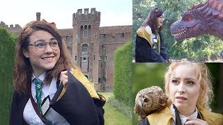How to attend Wizard School | REAL LIFE HOGWARTS | England