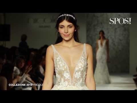 Abiti da sposa Nicole 2019, la sfilata a Milano