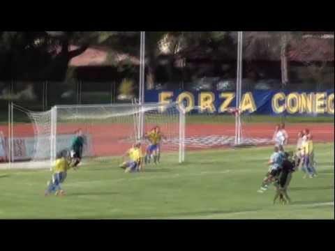 Preview video FCD CONEGLIANO 1907 - FBC TREVISO - amichevole 11-ago -2011