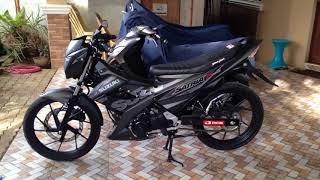 Suzuki Raider J  Fi Matte Black