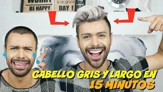 Cabello gris sin decoloración en 15 minutos | XELBOR