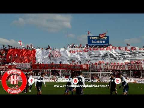 """""""RpkdC - Banderazo de la hinchada de SAN MARTÍN DE TUCUMAN"""" Barra: La Banda del Camion • Club: San Martín de Tucumán"""
