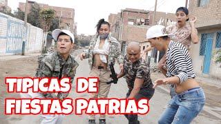 TIPICAS DE FIESTAS PATRIAS - COMICO LUCKY