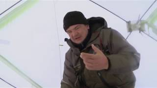 Какая зимняя палатка лучше куб или зонтик