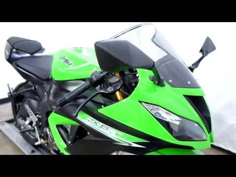2014 Kawasaki Ninja® ZX™-6R in Eden Prairie, Minnesota - Video 1
