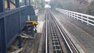preview picture of video 'Wellington Cable Car, decending from Kelburn to Lambton Quay'