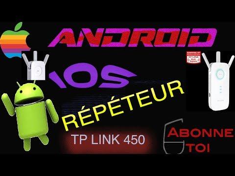 Test Répéteur TP Link RE 450  Augmentez La Portée De Votre Réseau Wi-Fi Et Point d'accès