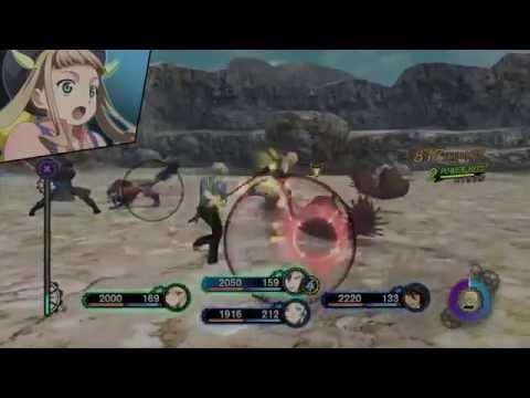 Видео № 2 из игры Tales of Xillia + Tales of Xillia 2 (Б/У) [PS3]