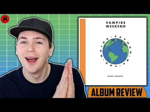Vampire Weekend - Father Of The Bride | Album Review - ARTV