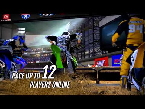 MX vs. ATV Supercross - Official Release Trailer thumbnail