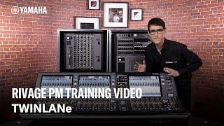 RIVAGE PM Training Video – TWINLANe