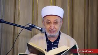 Kısa Video: Araf Suresi 158. Ayetinin Tefsiri ve Sadece Efendimiz'de Olan Özellikler