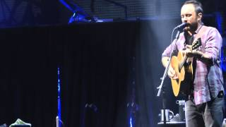 Dave Matthews - Angel From Montgomery - The Gorge -  9/6/15 - HD