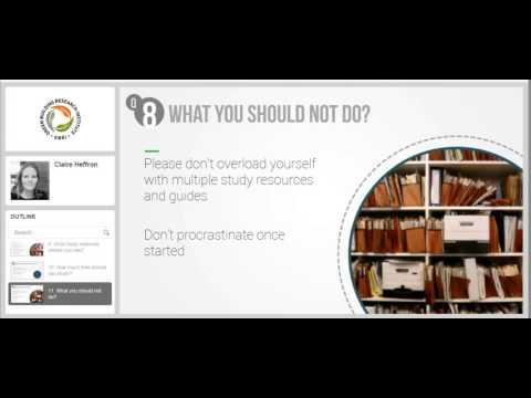 WELL AP Exam Prep - Tips & Techniques - Part 1 (Exam Content ...